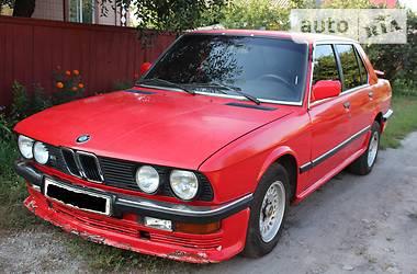 BMW 524 1983 в Нежине