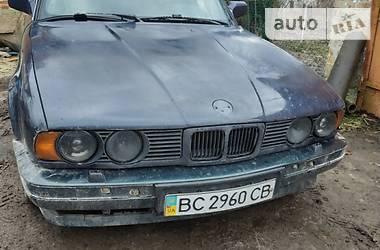 BMW 524 1989 в Львове