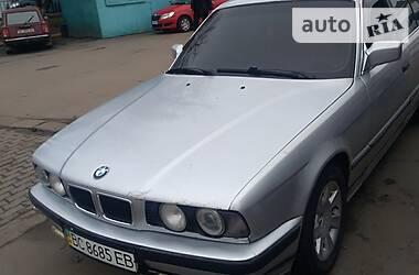 BMW 524 1991 в Львове