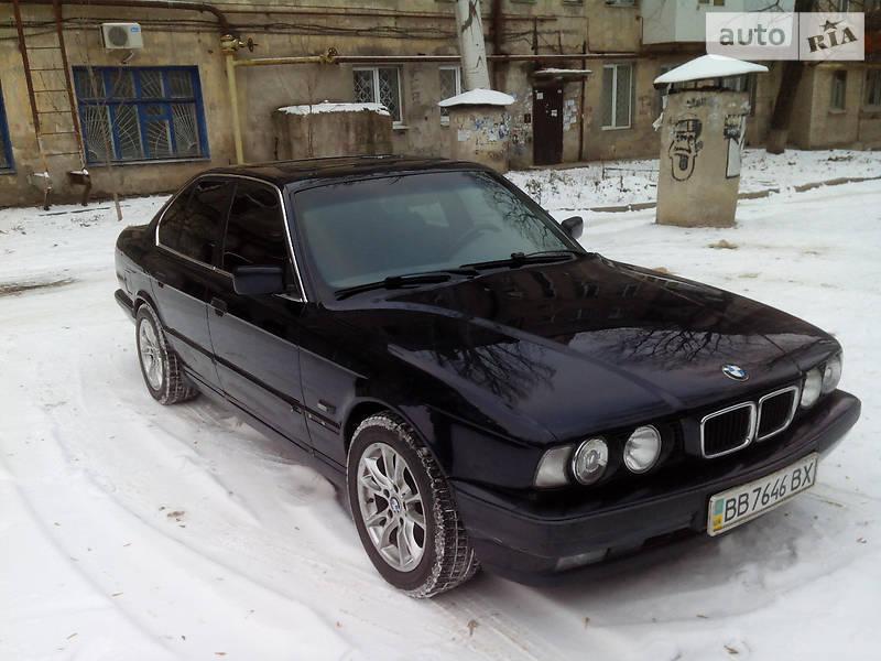 BMW 525 1995 в Северодонецке