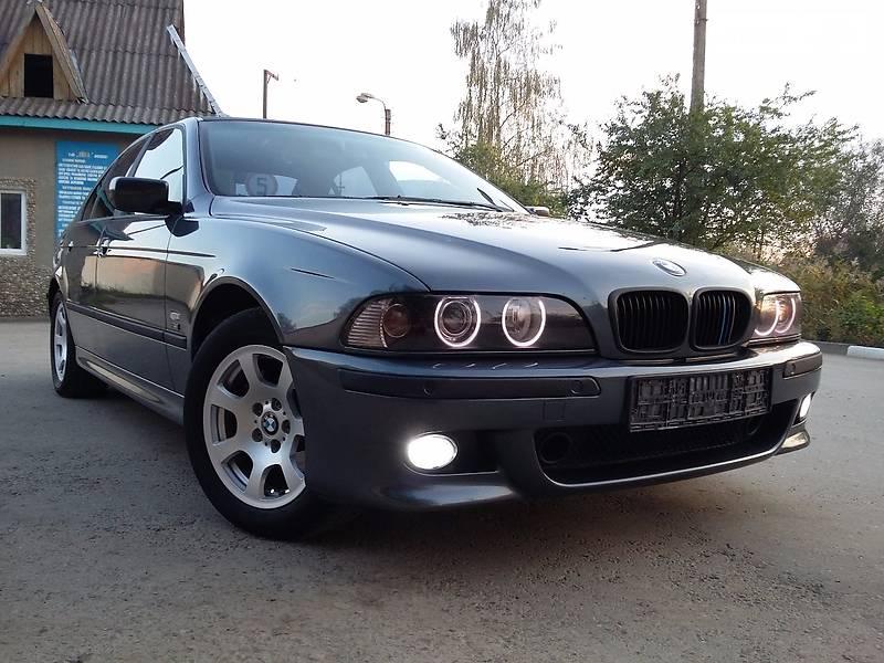 BMW 525 2002 в Калуше