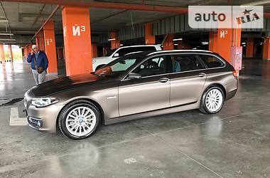 BMW 525 d X-Drive