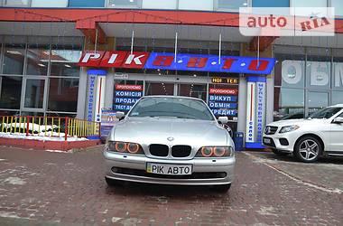 BMW 525 2003 в Львове
