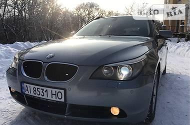 BMW 525 2005 в Чернигове