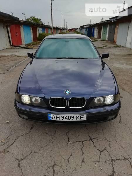 BMW 5 серия 1998 года в Донецке