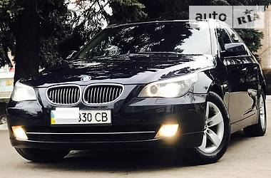 BMW 525 2009 в Днепре