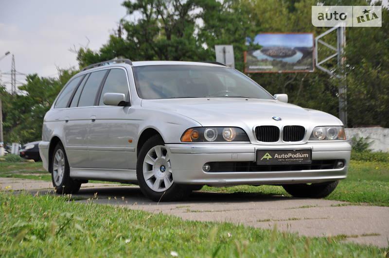 BMW 5 серия 2003 року в Миколаїві