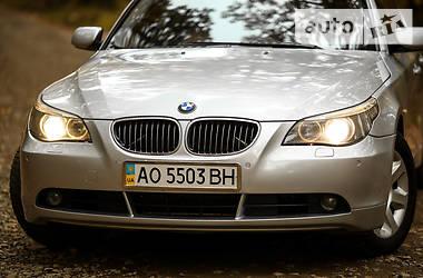 BMW 525 2006 в Тячеве