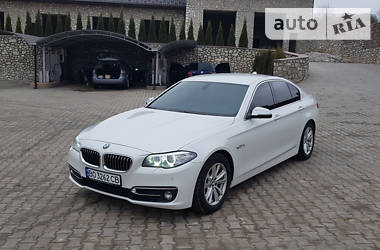 BMW 525 2015 в Тернополе