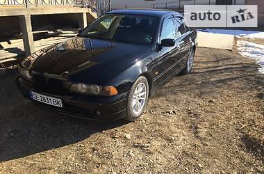 BMW 525 2003 в Сторожинце