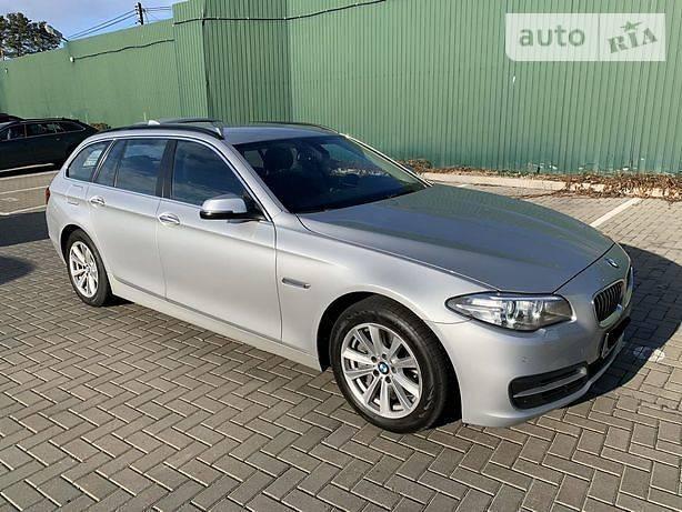Унiверсал BMW 525 2016 в Києві