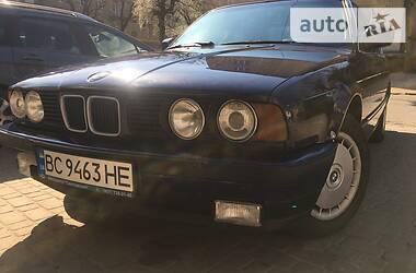 BMW 525 1990 в Львове
