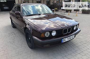 BMW 525 1988 в Львове