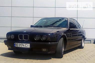 BMW 525 1994 в Снигиревке