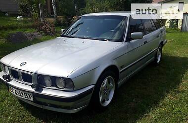 BMW 525 1995 в Новояворовске