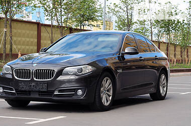 BMW 525 2014 в Южноукраинске
