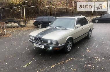 BMW 525 1986 в Харькове