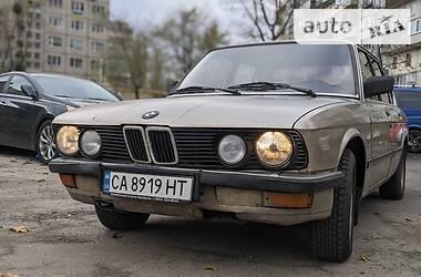 BMW 525 1985 в Киеве