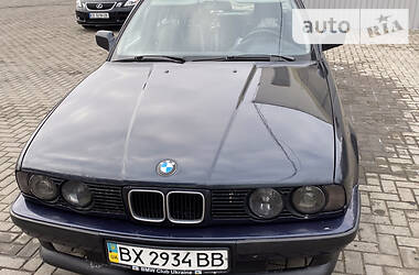 BMW 525 1989 в Черновцах