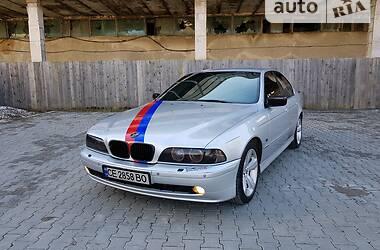 BMW 525 2001 в Черновцах
