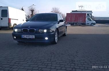 BMW 525 2001 в Ковеле