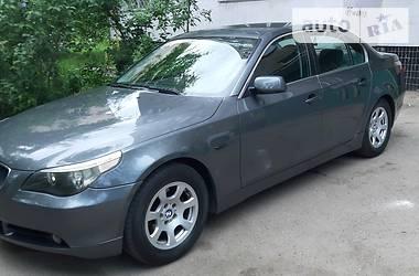 Седан BMW 525 2005 в Одессе