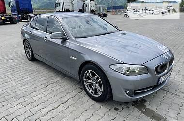 Седан BMW 525 2013 в Ужгороде