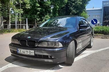 Седан BMW 525 1997 в Черновцах