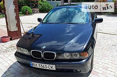 Седан BMW 525 2000 в Каменец-Подольском