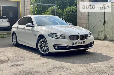 Седан BMW 525 2014 в Калуше