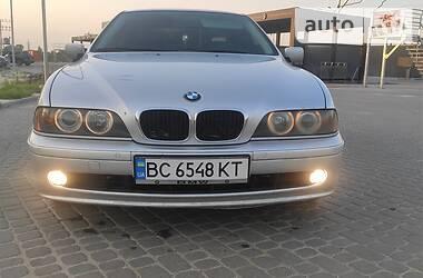 Седан BMW 525 2001 в Львове
