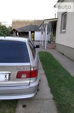 Унiверсал BMW 525 2000 в Виноградові