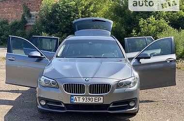 Универсал BMW 525 2014 в Черновцах