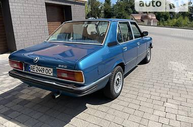 Седан BMW 525 1981 в Ивано-Франковске