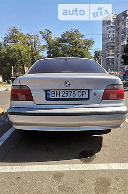 Седан BMW 525 1999 в Одессе