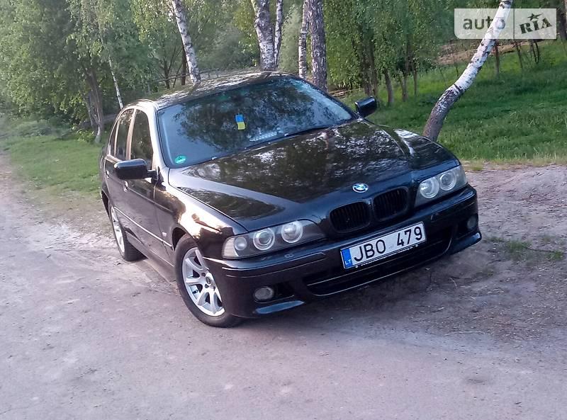 BMW 528 2000 в Бобровице