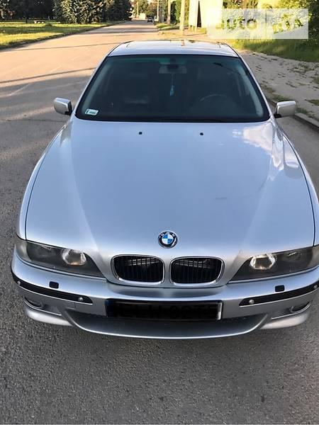 BMW 5 серия 1997 року в Івано-Франківську