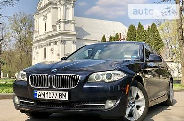 BMW 528 2012 в Житомире