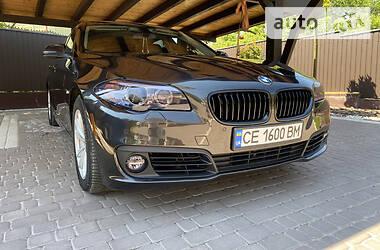 BMW 528 2015 в Черновцах
