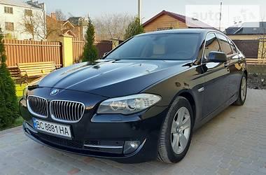 Седан BMW 528 2013 в Львове