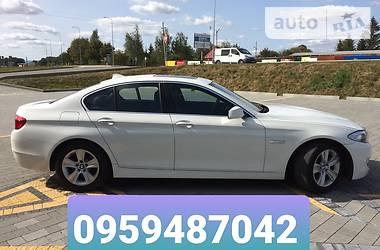Седан BMW 528 2013 в Стрию