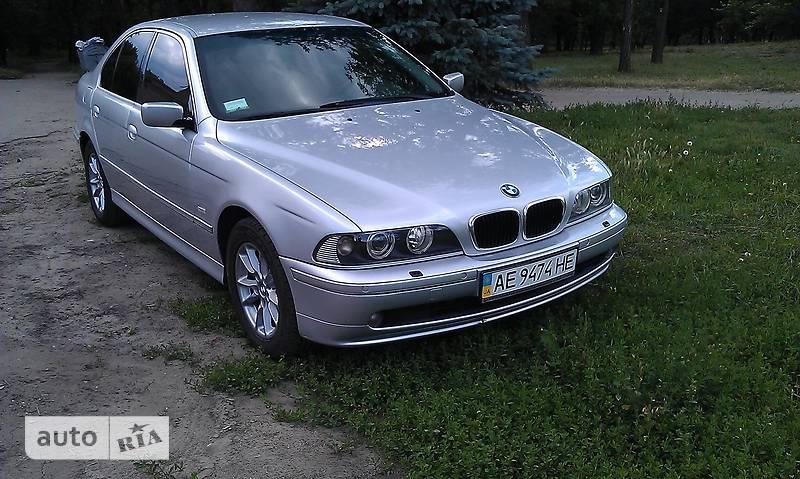 BMW 530 2003 в Павлограде