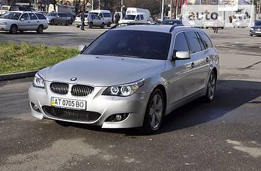 BMW 530 xd Touring 2007