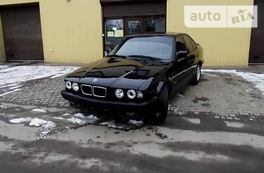 BMW 530 E-34 1990