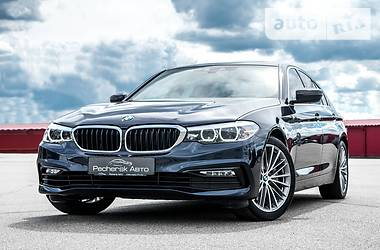 BMW 530 sport line