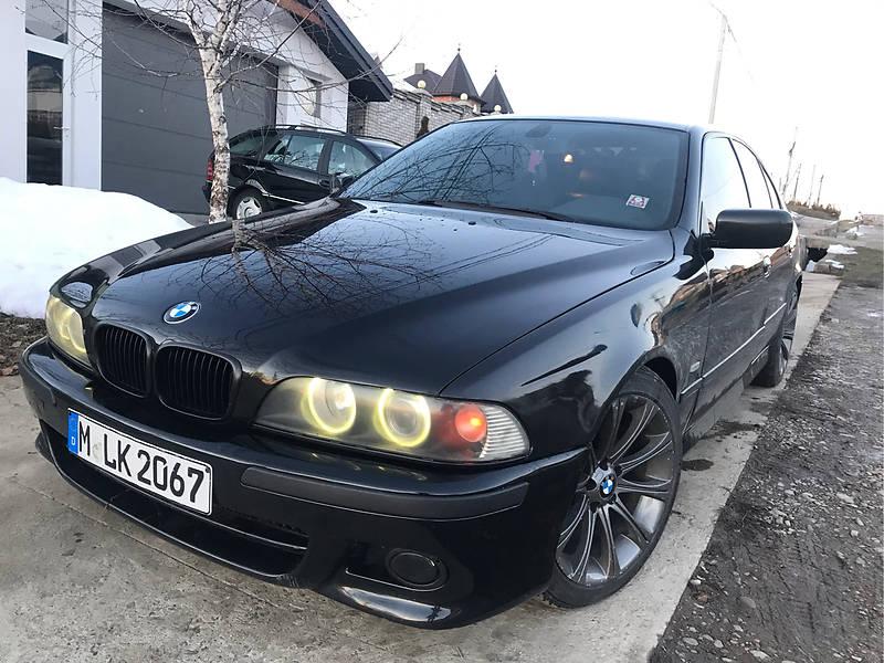 BMW 5 серия 2002 года в Черновцах