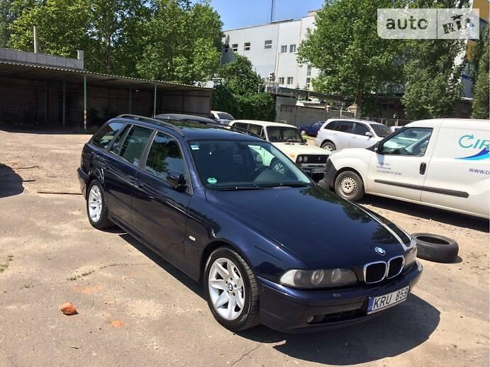 BMW 5 серия 2003 года в Николаеве