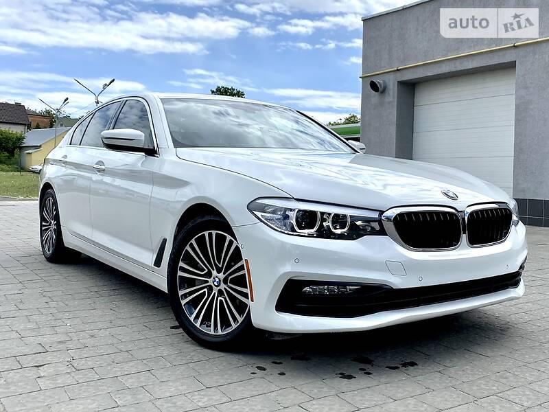 BMW 530 2017 в Ивано-Франковске