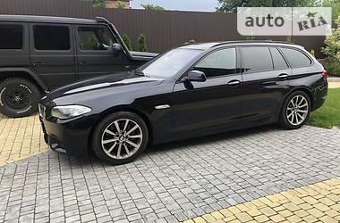 Универсал BMW 530 2013 в Львове