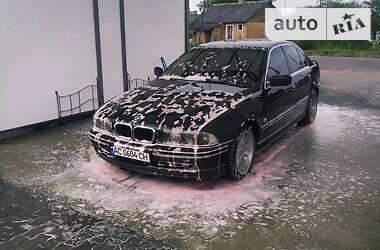 Седан BMW 530 2001 в Нововолинську